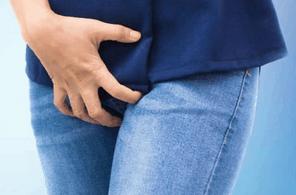 зуд половых губ у женщин