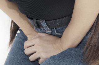 дискомфорт между ног у женщин