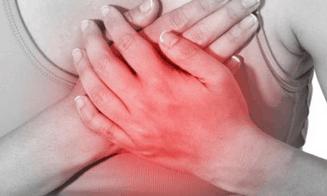 болит грудь в период климакса