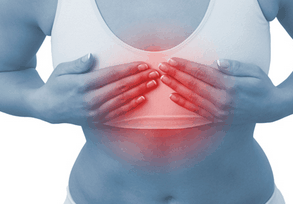 мелкая сыпь на груди у женщин