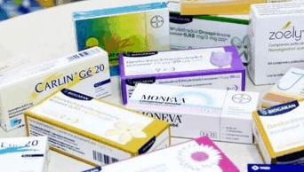 обильные месячные после приема противозачаточных таблеток