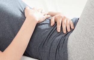 острая боль в животе после аборта