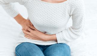 сильная боль в животе после аборта