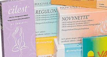 скудные месячные после приема противозачаточных таблеток