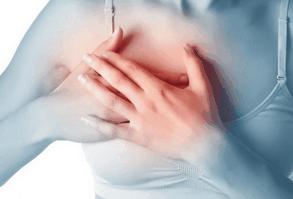 сыпь на грудях у женщин