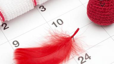 Кровь во время овуляции может считаться нормой?