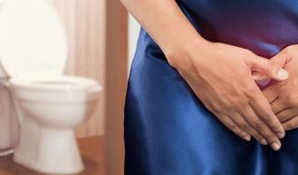 капает моча после мочеиспускания у женщин
