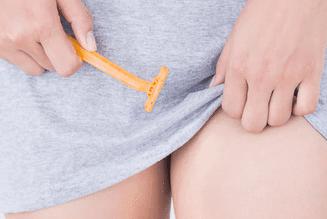 Что делать, если порезала половую губу?